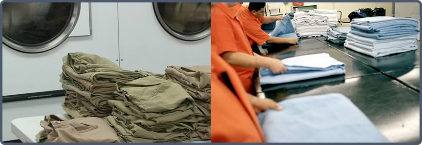 Correctional Laundry Services